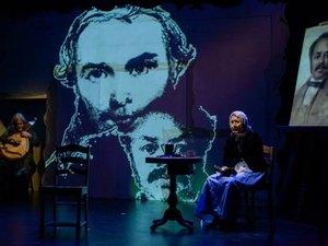 У Нью-Йорку показують незвичайну виставу про Тараса Шевченка