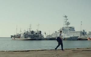 В Україні зняли фільм про опір корабля під час анексії Криму