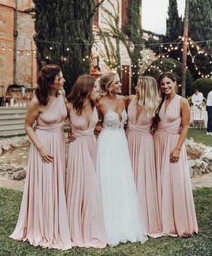 Сукні для подруг нареченої: що в тренді