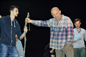 Легендарна вистава повертається на сцену театру ім.Саксаганського