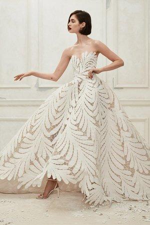 Сукні, в яких хочеться вийти заміж: Oscar de la Renta
