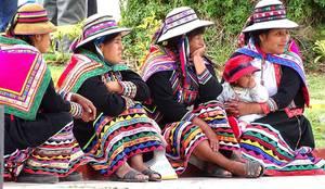 Повсякденність перуанців у фотографіях