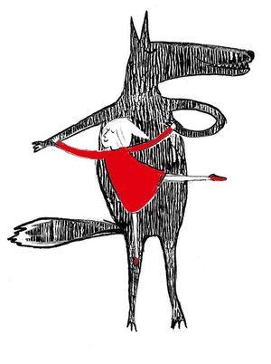 Найкращі перекази Червоної Шапочки у стилі відомих письменників