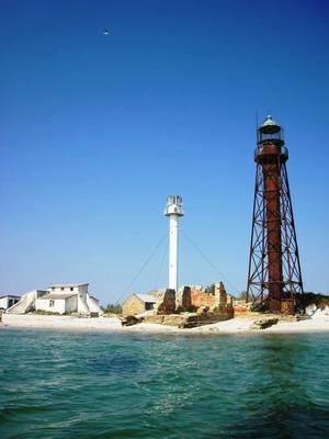 Острів Джарилгач: замітки туристки