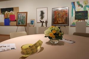 Аукціон художніх виробів в УІMМ