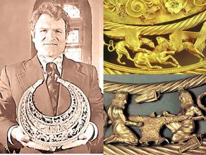 Борис Мозолевський - від кочегара до археолога світового рівня