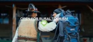 МЕРТ випустило черговий ролик із серії Ukraine – open for tourism