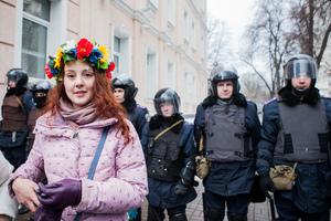 Особисті історії Революції Гідності в львівському музеї Територія Терору