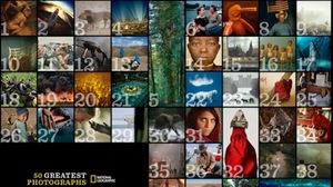 Видатні фотографії National Geographic