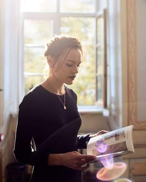 Сливка про силу: як львівська інтеліґентка своєю книгою торкає читачів
