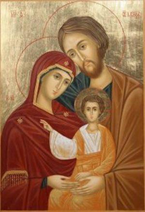 Літанія до захисників святості, єдності і нерозривності подружжя