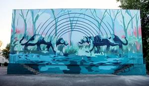Три українські мурали увійшли до списку найкращих стріт-арт об'єктів