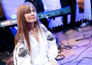 Українська співачка записала емоційну пісню в пам'ять про Небесну Сотню