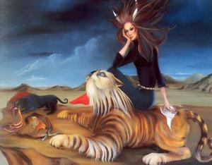 Пристрасть, депресія і мрії: яскраві художниці сюрреалізму, імена котрих відомі не кожному