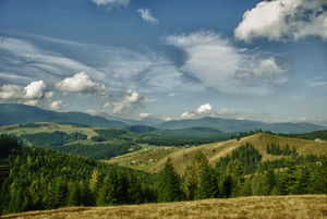 CARPATHIANS: PLACES TO GO IN SUMMER AND WINTER