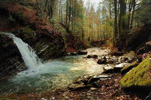 Багата Україна: водоспади