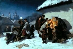 Стародавні українські новорічні традиції...