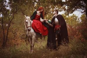 Зустрілася з Лицарем Карпат