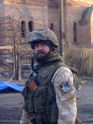 Українська армія народжується і... захищає