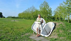 Голландський дизайнер створив підземний холодильник, який не потребує електрики