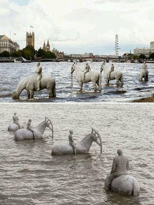 Скульптури із сенсом, або Як варто говорити із суспільством про глобальні проблеми