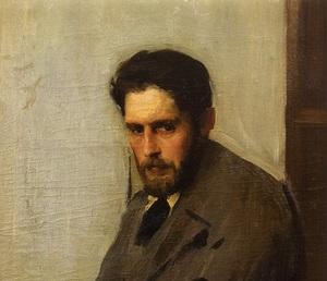 Видатний український портретист, учень Іллі Рєпіна - Григорій Цисс