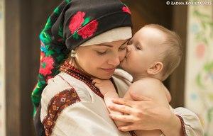 Ukrainian Madonna