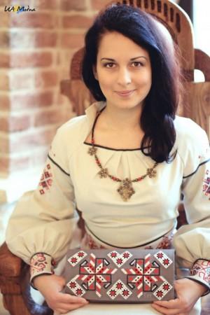 Любця Чернікова: Ми шиємо так, як підказує нам серце