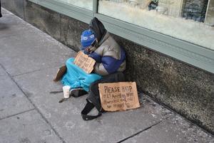 У Чикаґо рахували бездомних людей