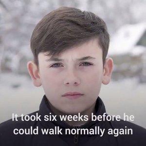 ЮНІСЕФ розповів історію 12-річного пораненого хлопця з Авдіївки