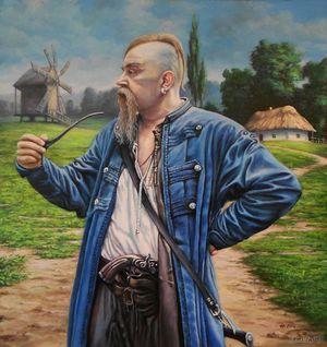 Козацька люлька