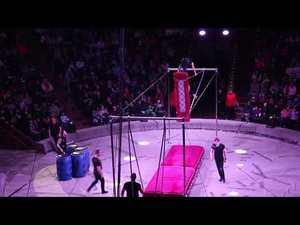 У Національному цирку України нова програма «Black and White»