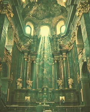 Знайомтесь, українське бароко