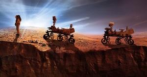 Перша рок-група на Марсі буде з України