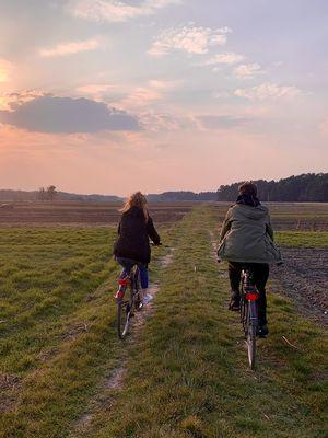4 причини полюбити їзду на велосипеді