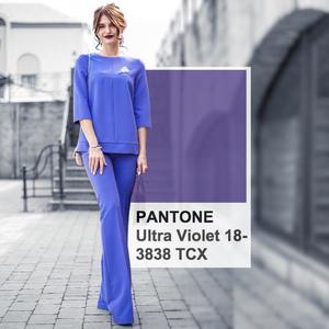 Pantone оголосив головний колір 2018 року