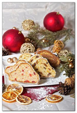 Ви будете в захваті від цієї різдвяної випічки з марципанами