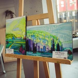 В арт-центрі Якова Гретера відкрилась виставка Близько