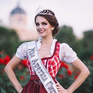 Українка представить Австрію на Місіс Всесвіт - 2017