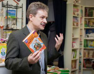 Валентин Бердт: Те, про що пишуть автори, ще не означає, що цього прагнуть читачі