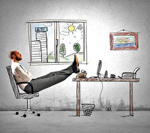 Хвороба офісних працівників - прокрастинація