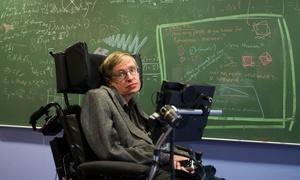 Геній фізики Стівен Гокінг помер у віці 76 років