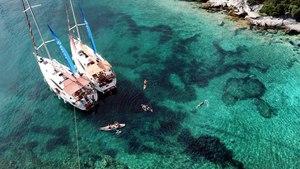 Як провести тиждень в Європі на новій яхті за 1000 євро