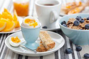 Де смачно поснідати у києві?