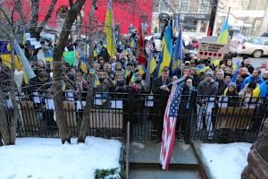 Ми з тобою, Україно!