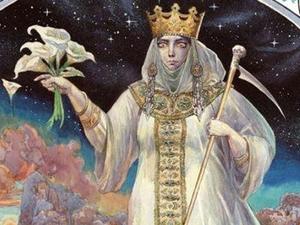 Богиня Мара та її дочки