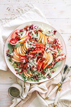 Найкращі рецепти салатів до свят без шкоди для фігури