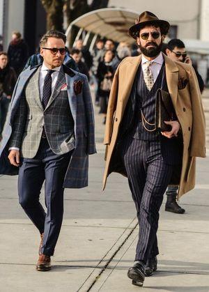 Чоловіки та мода: ламаємо стереотипи (продовження)