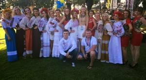 Ukrainian Fashion Show by UaModna відбулось у Сакраменто