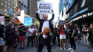Сенатори ЗДА підтримали висновки розвідки щодо ролі Росії в обранні Трампа